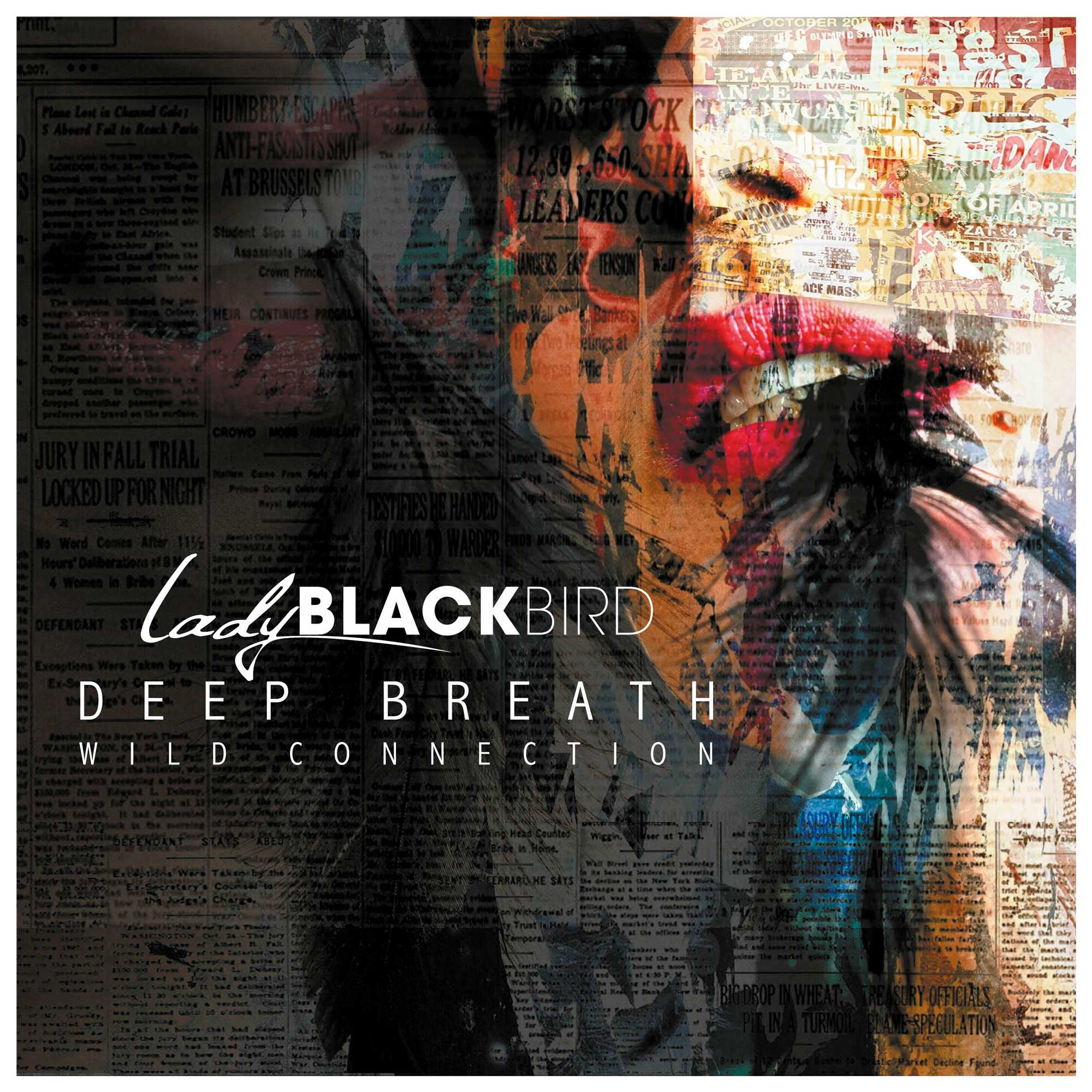 Lady Black Bird - Deep Breath - 2018